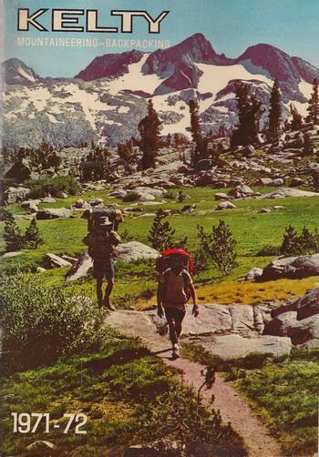 Kelty Catalog 1971